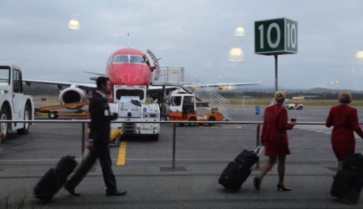 【就活の業界研究】航空会社の職種の情報、やりがい、向く人、向かない人の分析
