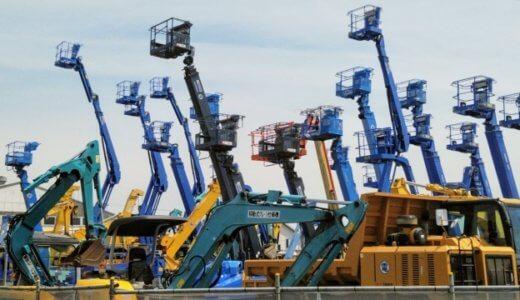 【就活の業界研究】:建設機械メーカー主要各社の現況を把握しておこう